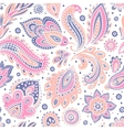 Beautiful floral seamless vector