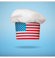 American national cuisine vector
