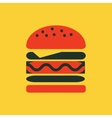 Food flat icon vector