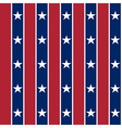 Background in the style of the american flag vector