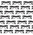 Glasses background vector