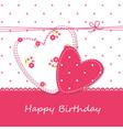 Birthday background 2 vector