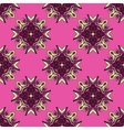Pink festive abstract pattern vector