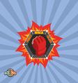 Mixed martial arts logo mma emblem vector