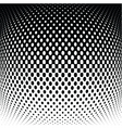 Retro halftone dots vector