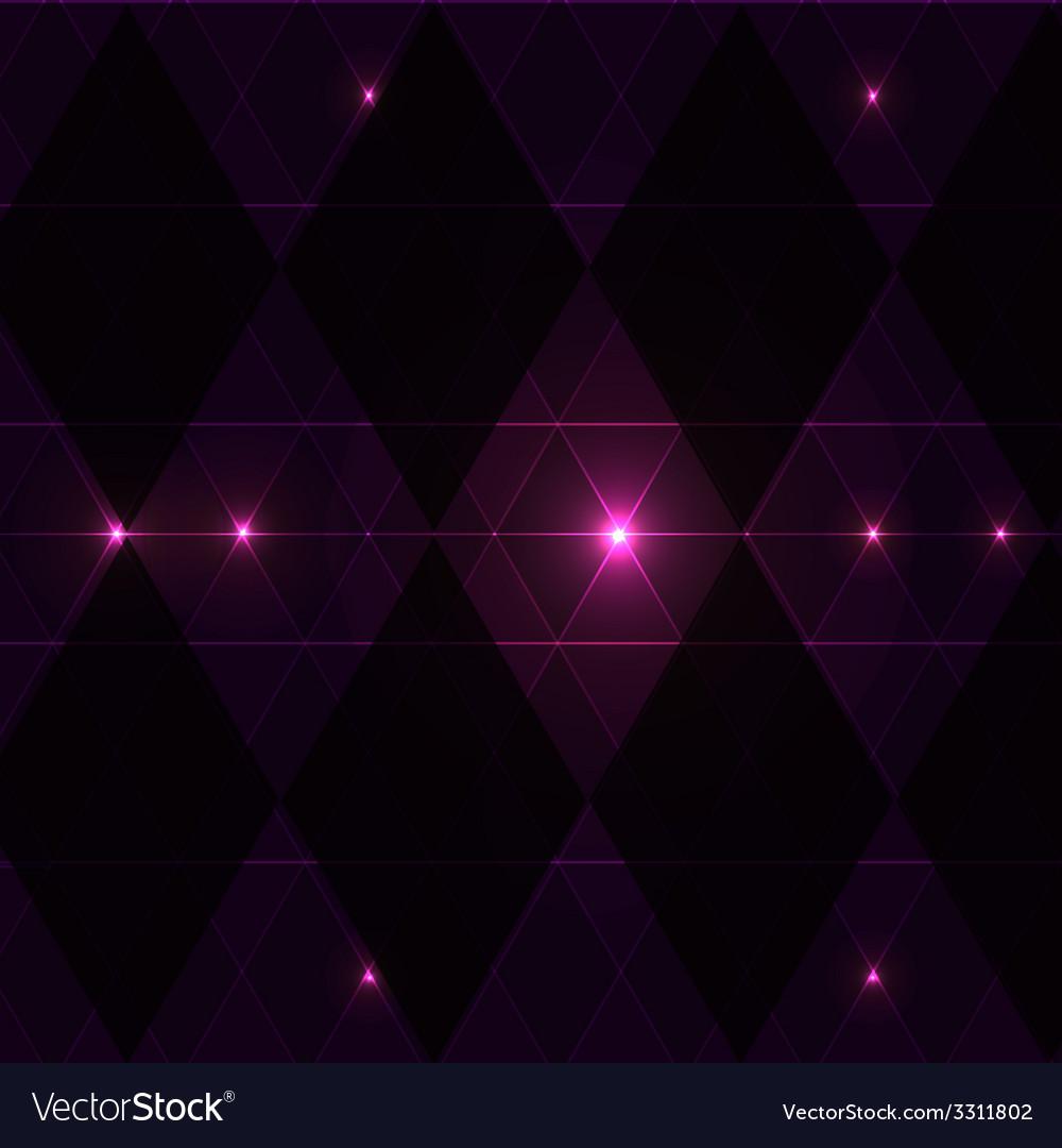 Violet wink vintage pattern background vector | Price: 1 Credit (USD $1)