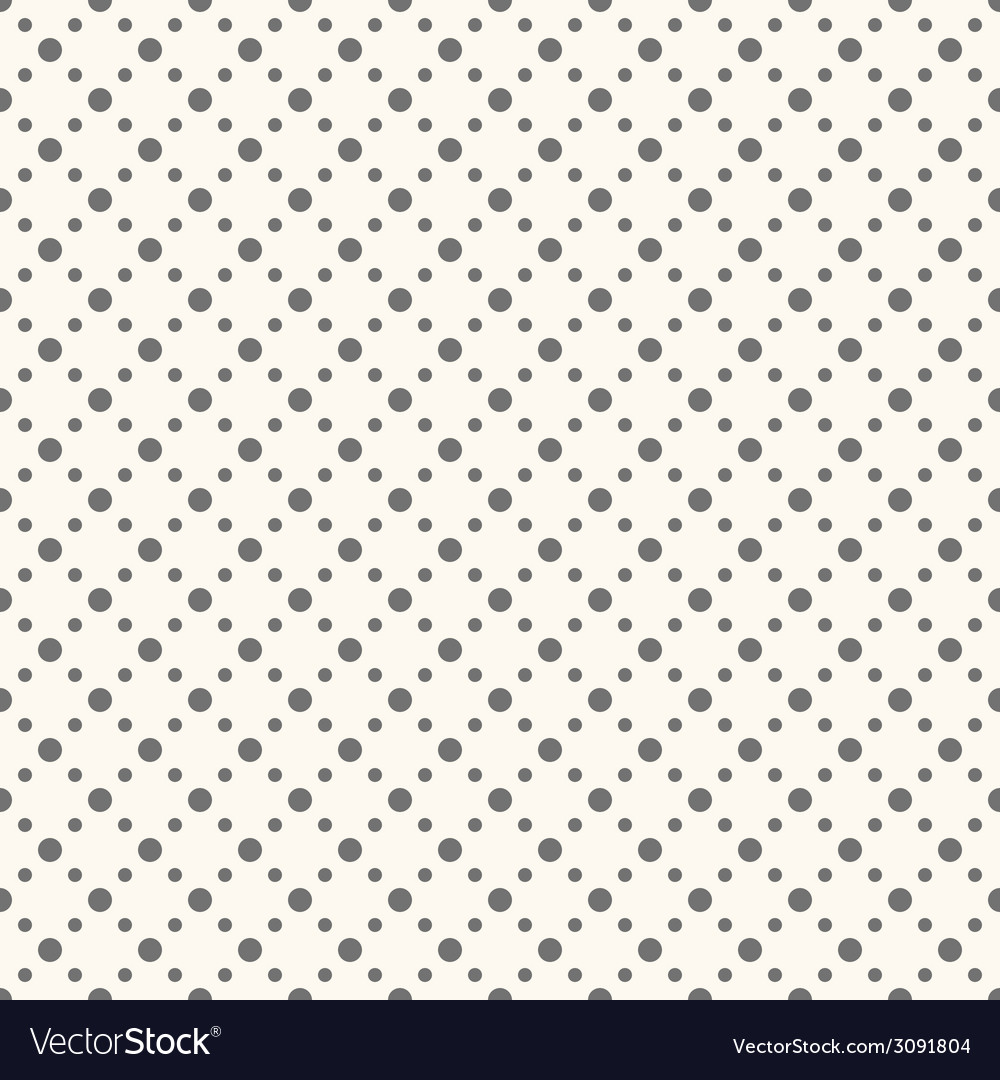 Abstract geometric dot seamless pattern vector | Price: 1 Credit (USD $1)