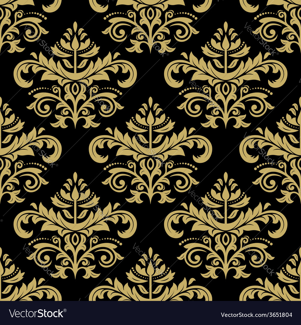 Wallpaper in the style of baroquen abstract vector | Price: 1 Credit (USD $1)