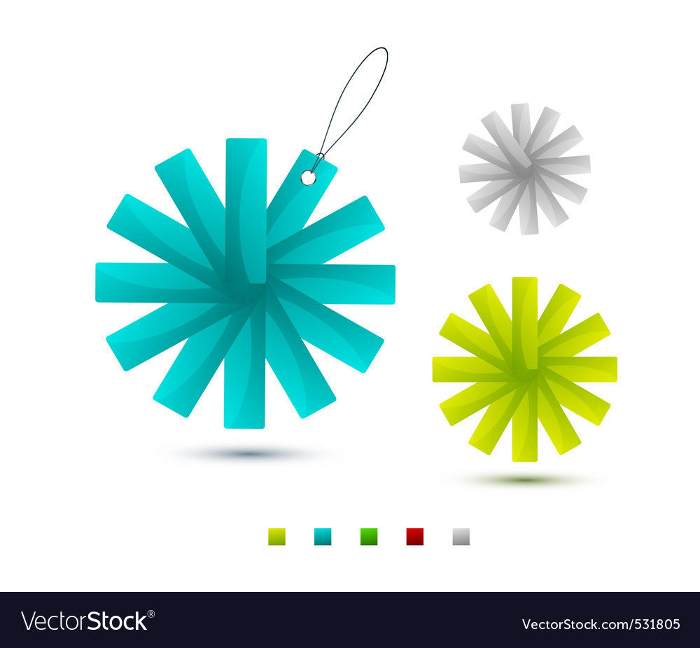 Modern decoration vector | Price: 1 Credit (USD $1)