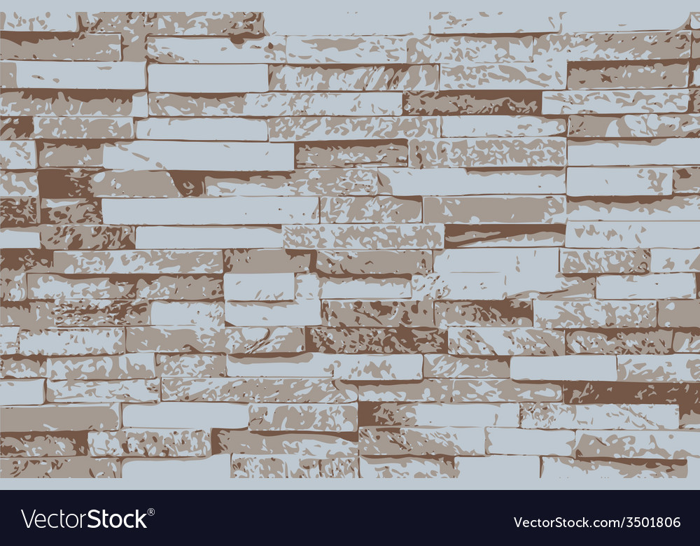Background of brick wall vector | Price: 1 Credit (USD $1)