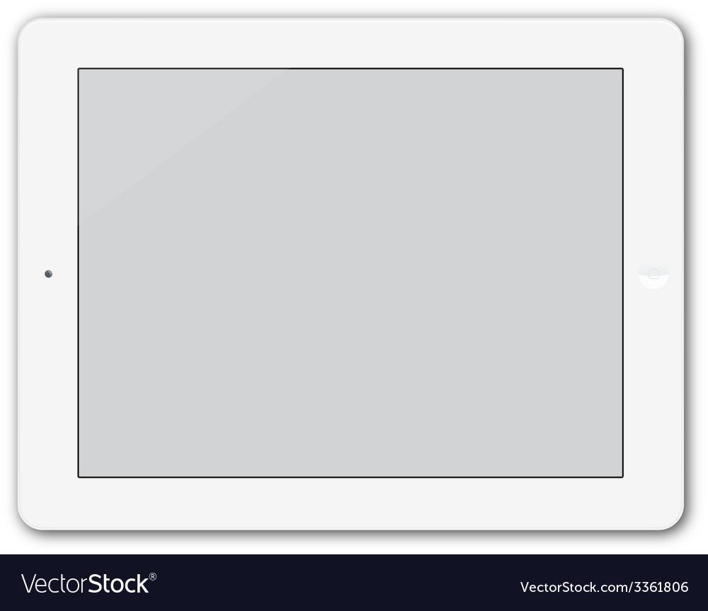 Ipad vector | Price: 1 Credit (USD $1)