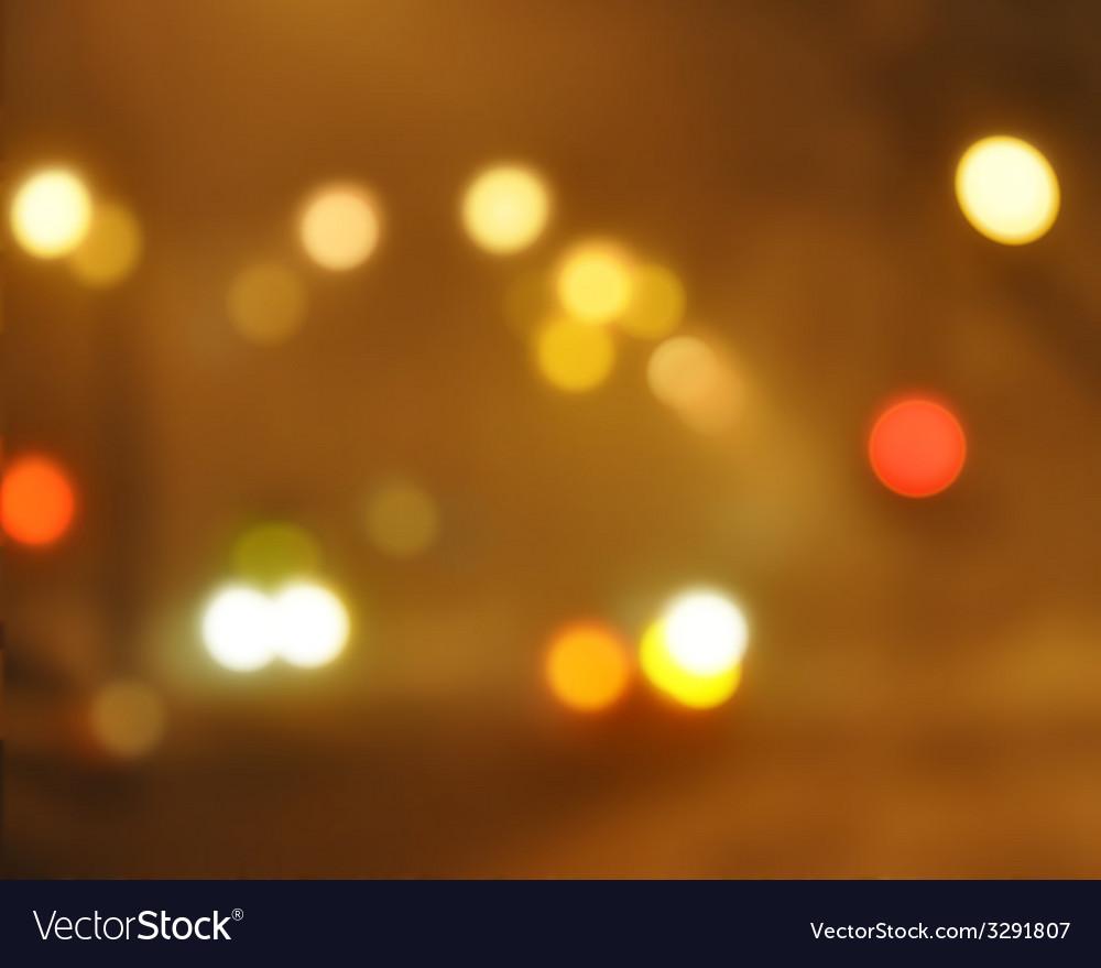 Bokeh lights vector | Price: 1 Credit (USD $1)