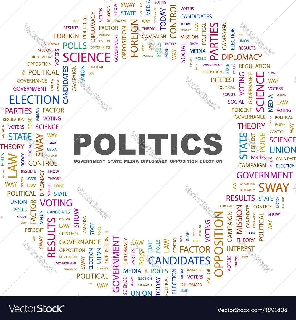 Politics vector | Price: 1 Credit (USD $1)