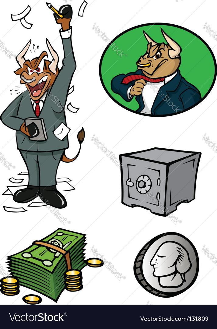 Finance collection vector | Price: 3 Credit (USD $3)