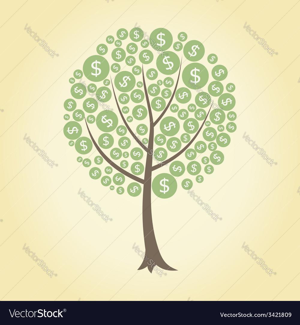 Tree 2 vector | Price: 1 Credit (USD $1)