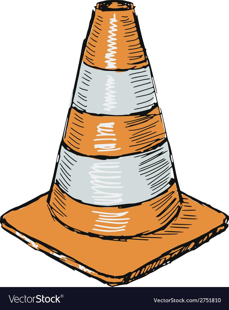 Cone vector | Price: 1 Credit (USD $1)