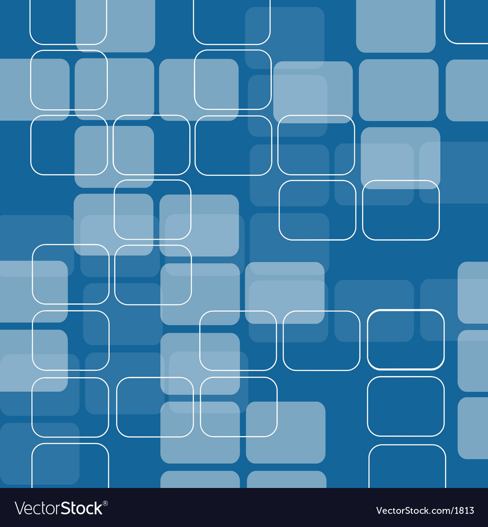 Retro squares vector | Price: 1 Credit (USD $1)