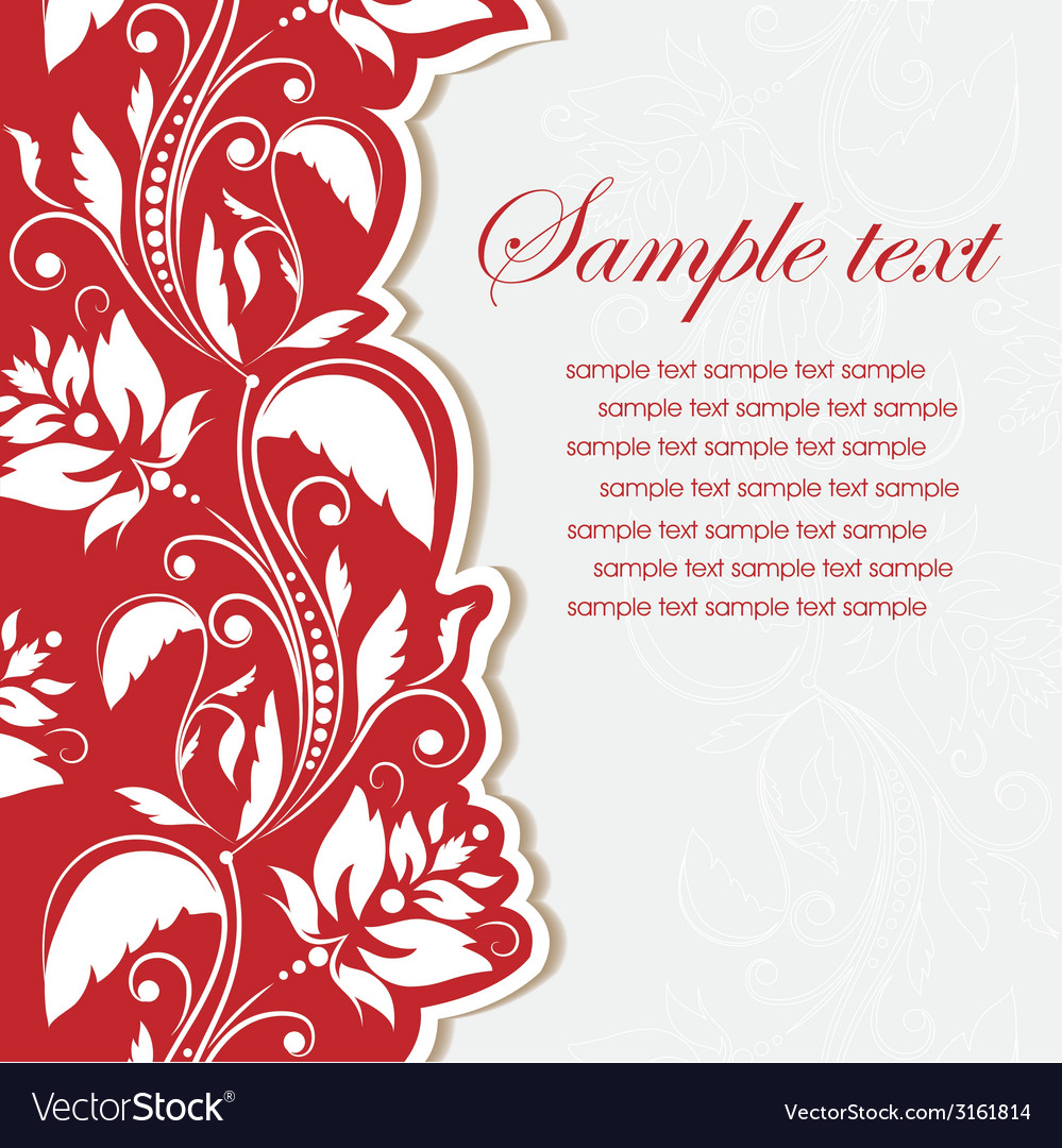 Template frame abstract background vector   Price: 1 Credit (USD $1)