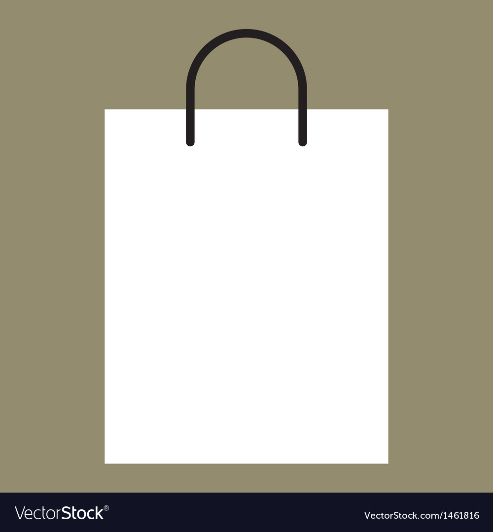 Bag vector | Price: 1 Credit (USD $1)