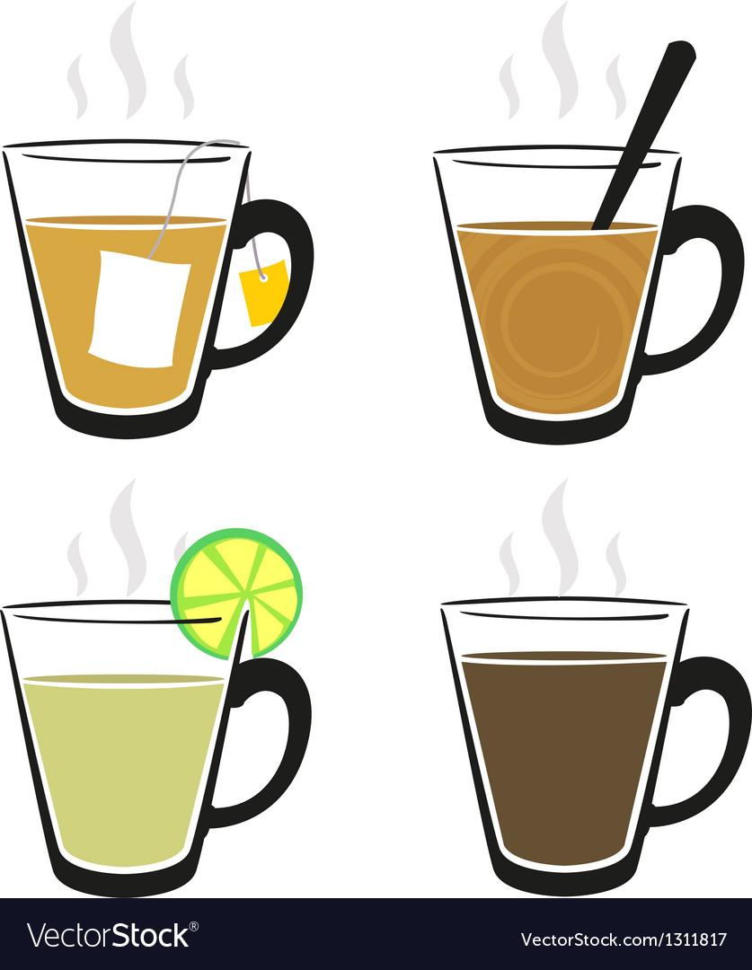 Hot drink vector | Price: 1 Credit (USD $1)