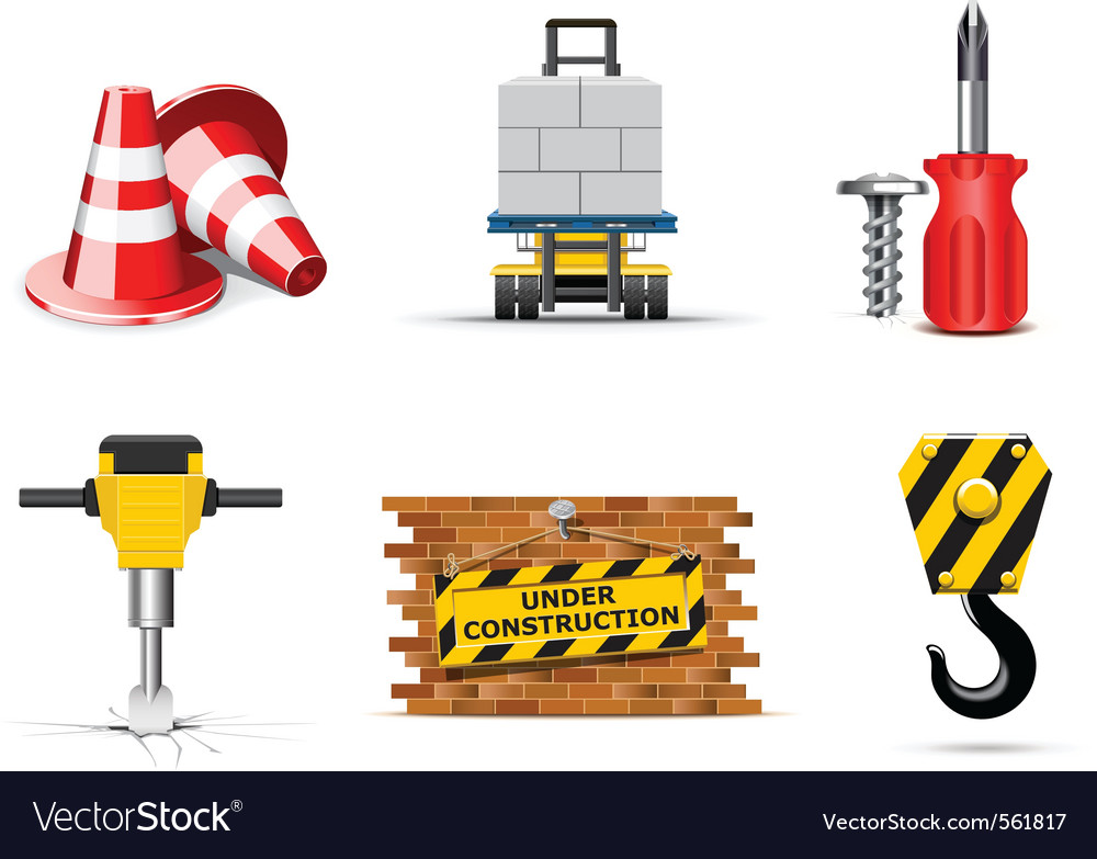 Renovation icons vector   Price: 3 Credit (USD $3)