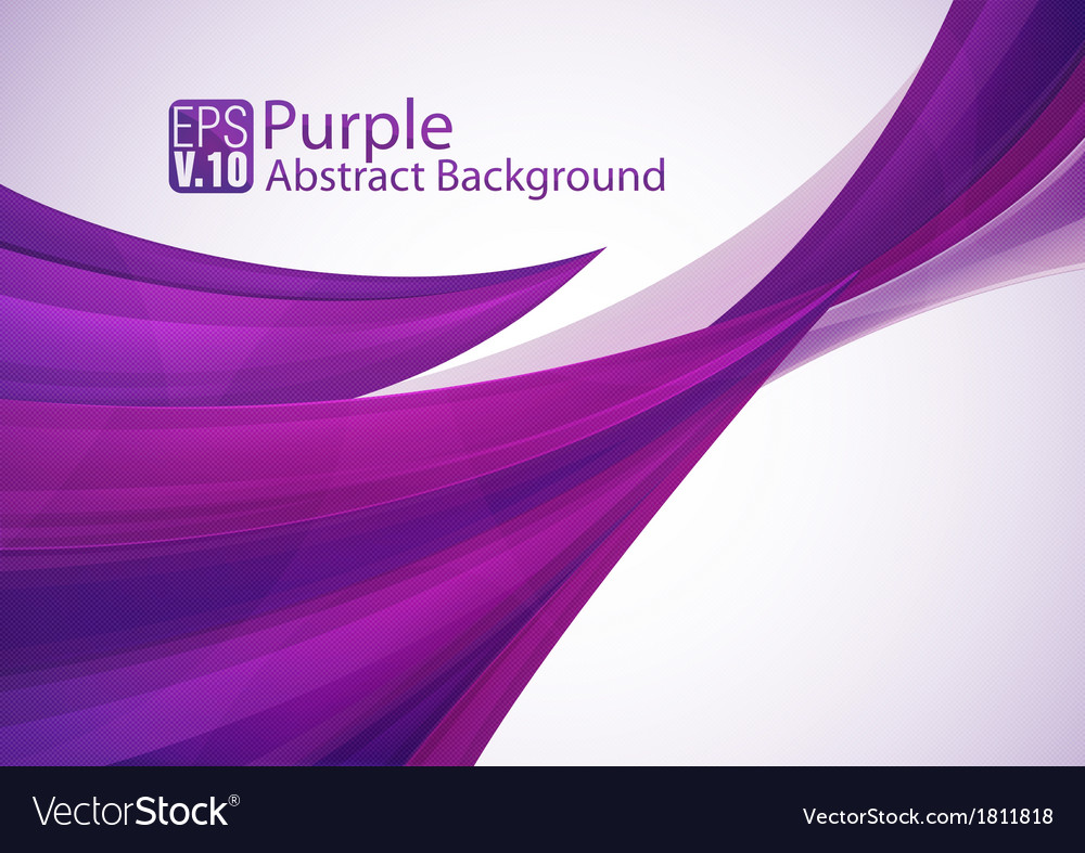 Abstract purple background vector | Price: 1 Credit (USD $1)