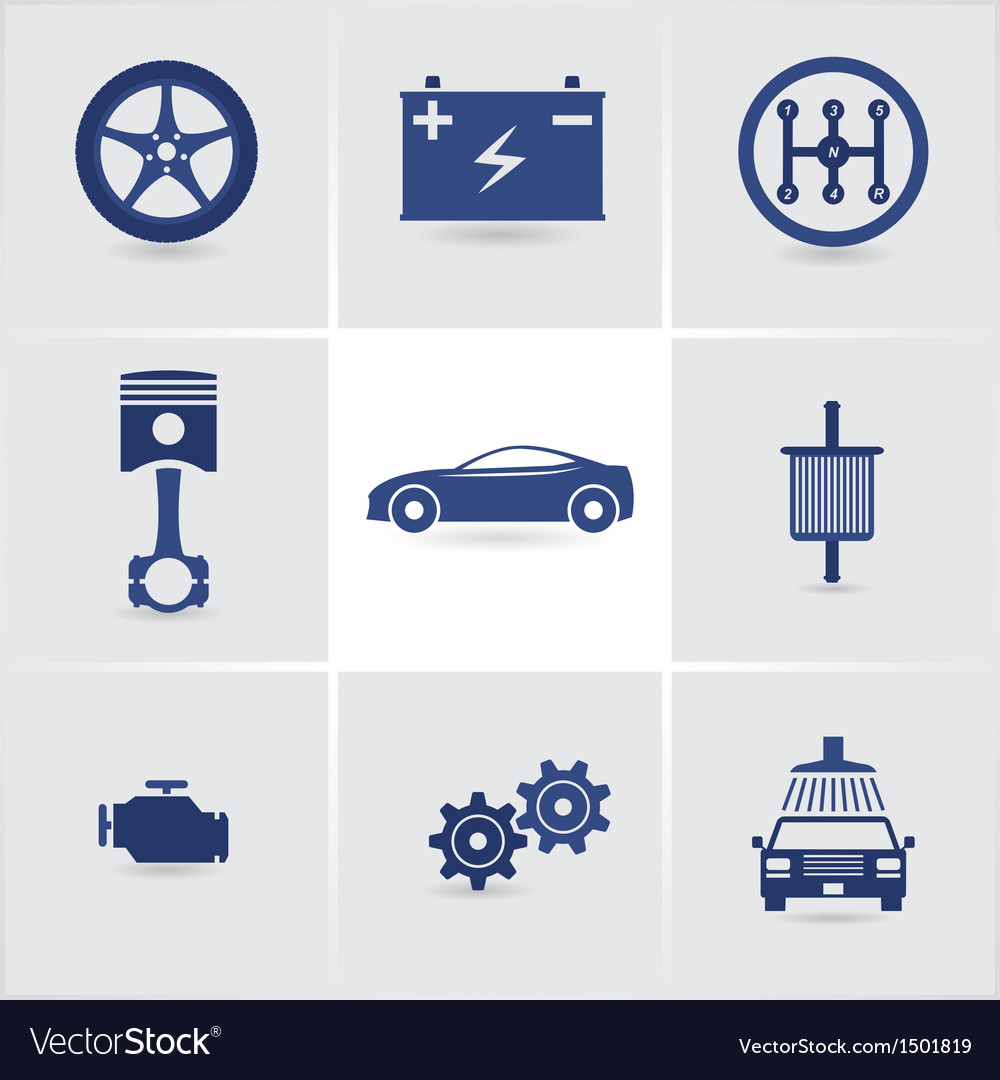 Car service vector | Price: 1 Credit (USD $1)