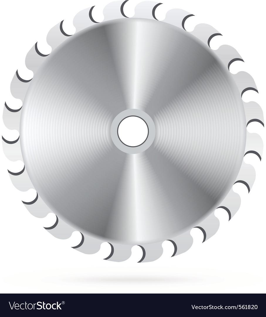 Circular saw blade vector | Price: 1 Credit (USD $1)