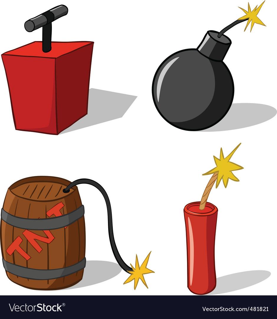 Bomb vector | Price: 1 Credit (USD $1)