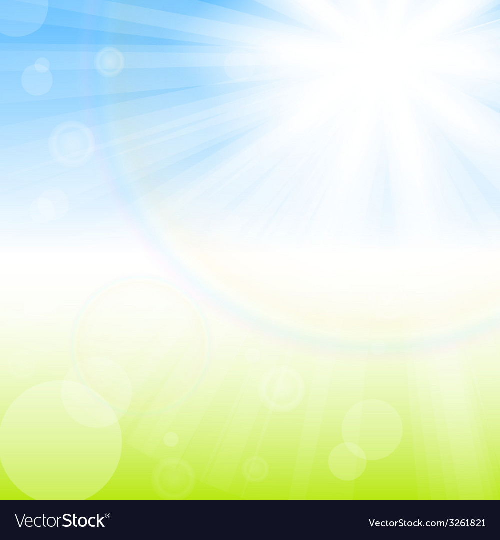 Rays of light vector | Price: 1 Credit (USD $1)
