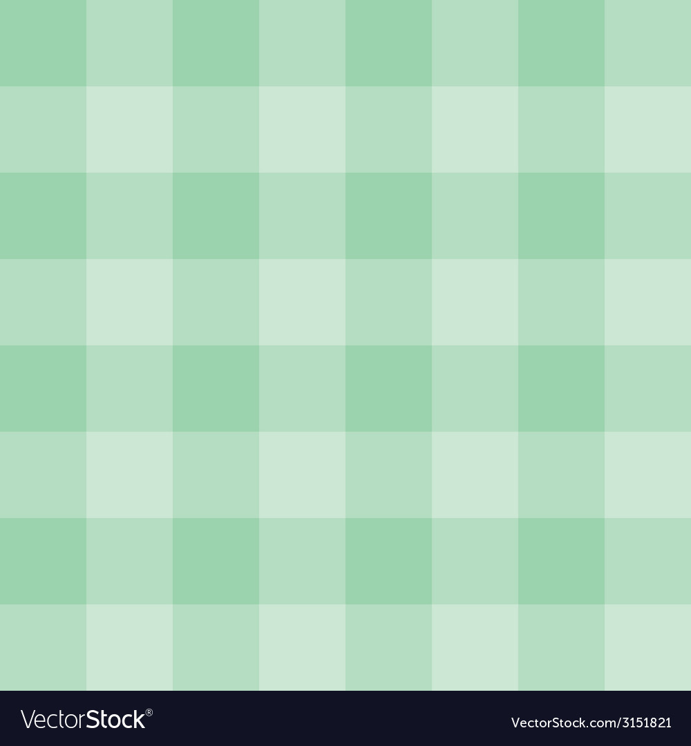 Tile green plaid background checkered pattern vector | Price: 1 Credit (USD $1)