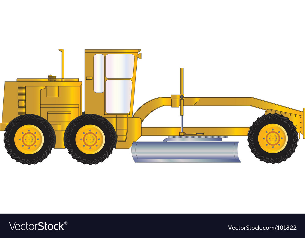 Grader vector | Price: 1 Credit (USD $1)