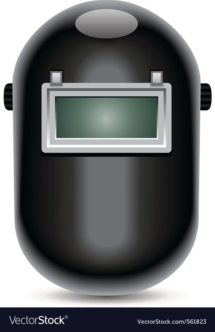Welder mask vector | Price: 3 Credit (USD $3)
