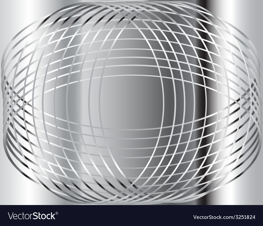 Abstract background with grey circle vector