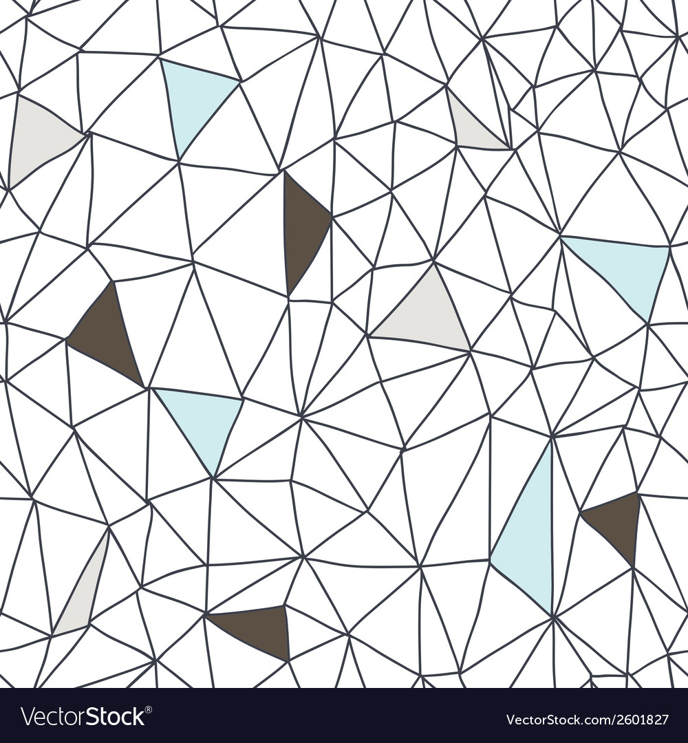 Abstract seamless doodle pattern vector | Price: 1 Credit (USD $1)