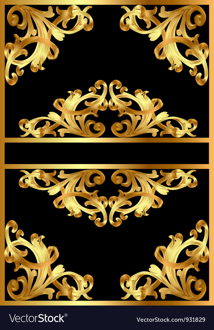 Ornamental background vector | Price: 1 Credit (USD $1)