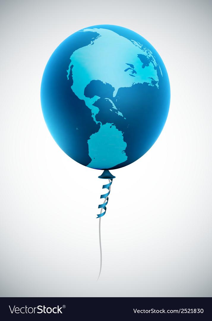 Balloon vector | Price: 1 Credit (USD $1)