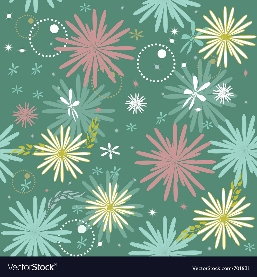 Flovers background vector | Price: 1 Credit (USD $1)