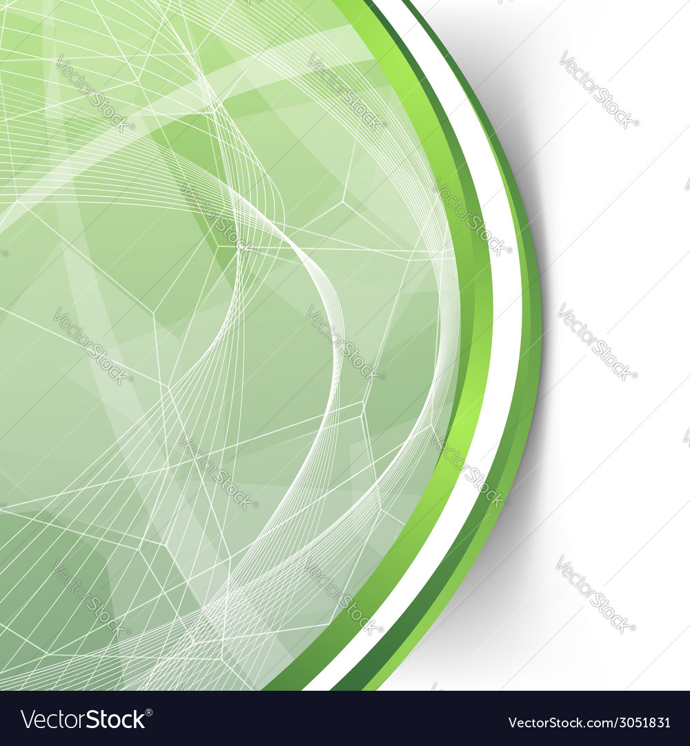 Green crystal structure hipster folder abstraction vector | Price: 1 Credit (USD $1)