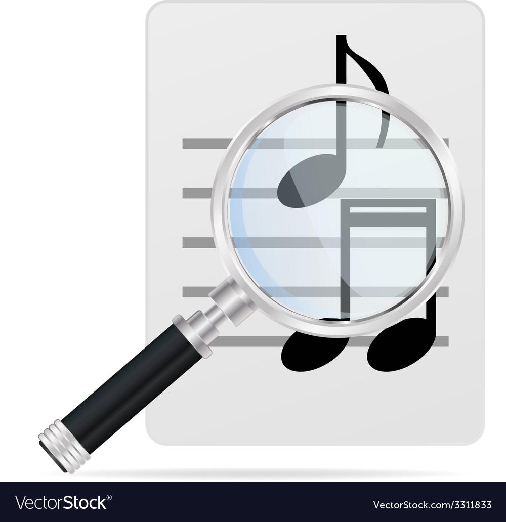 Seach music vector   Price: 1 Credit (USD $1)