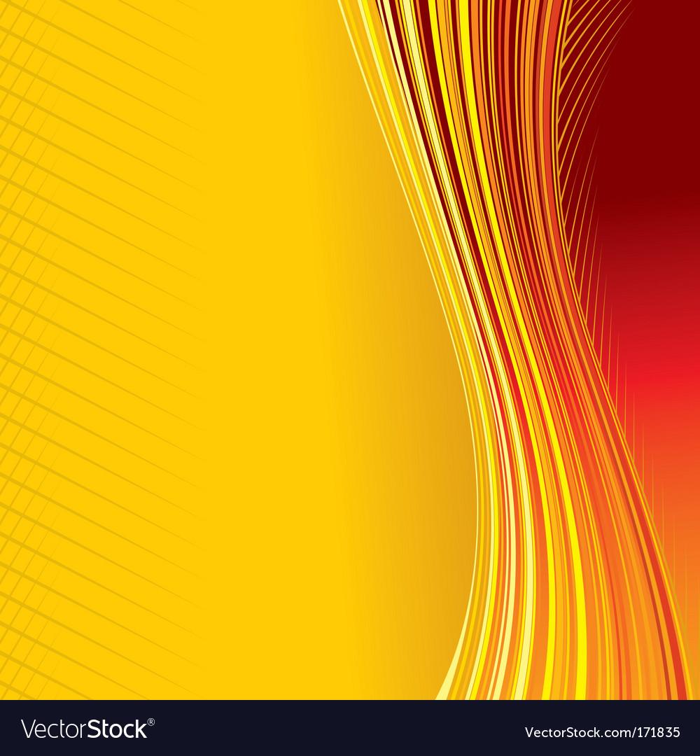 Heat background vector | Price: 1 Credit (USD $1)