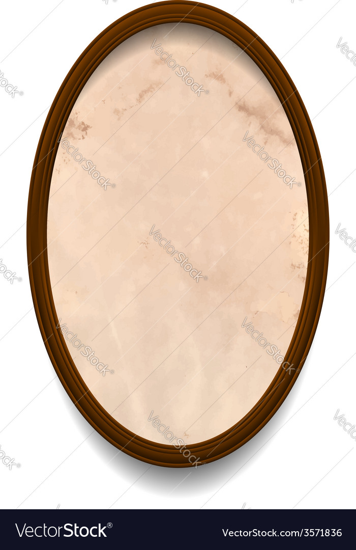 Frame with aged paper vector | Price: 1 Credit (USD $1)