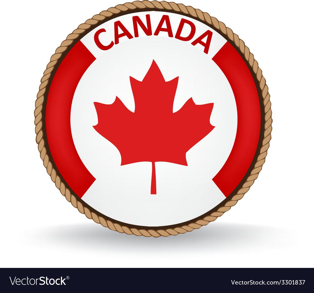 Canada seal vector | Price: 1 Credit (USD $1)