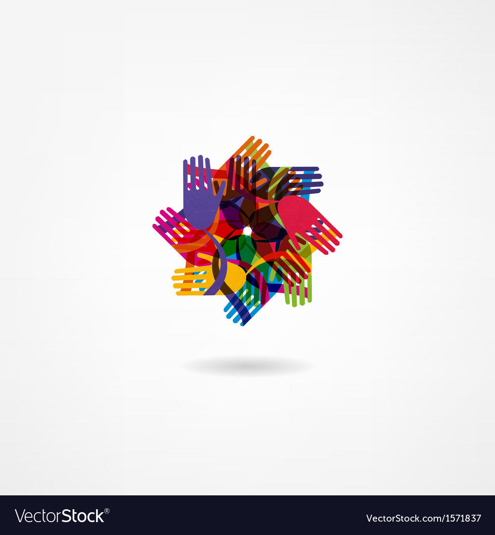 Hands icon vector   Price: 1 Credit (USD $1)