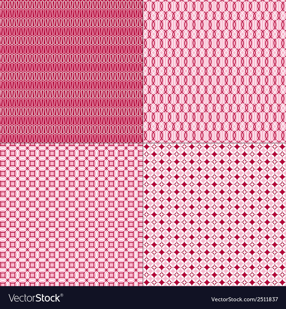 Pink red holiday vector | Price: 1 Credit (USD $1)
