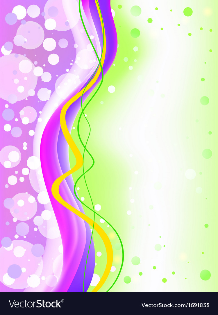 Abstract colorful soft focus background vector | Price: 1 Credit (USD $1)