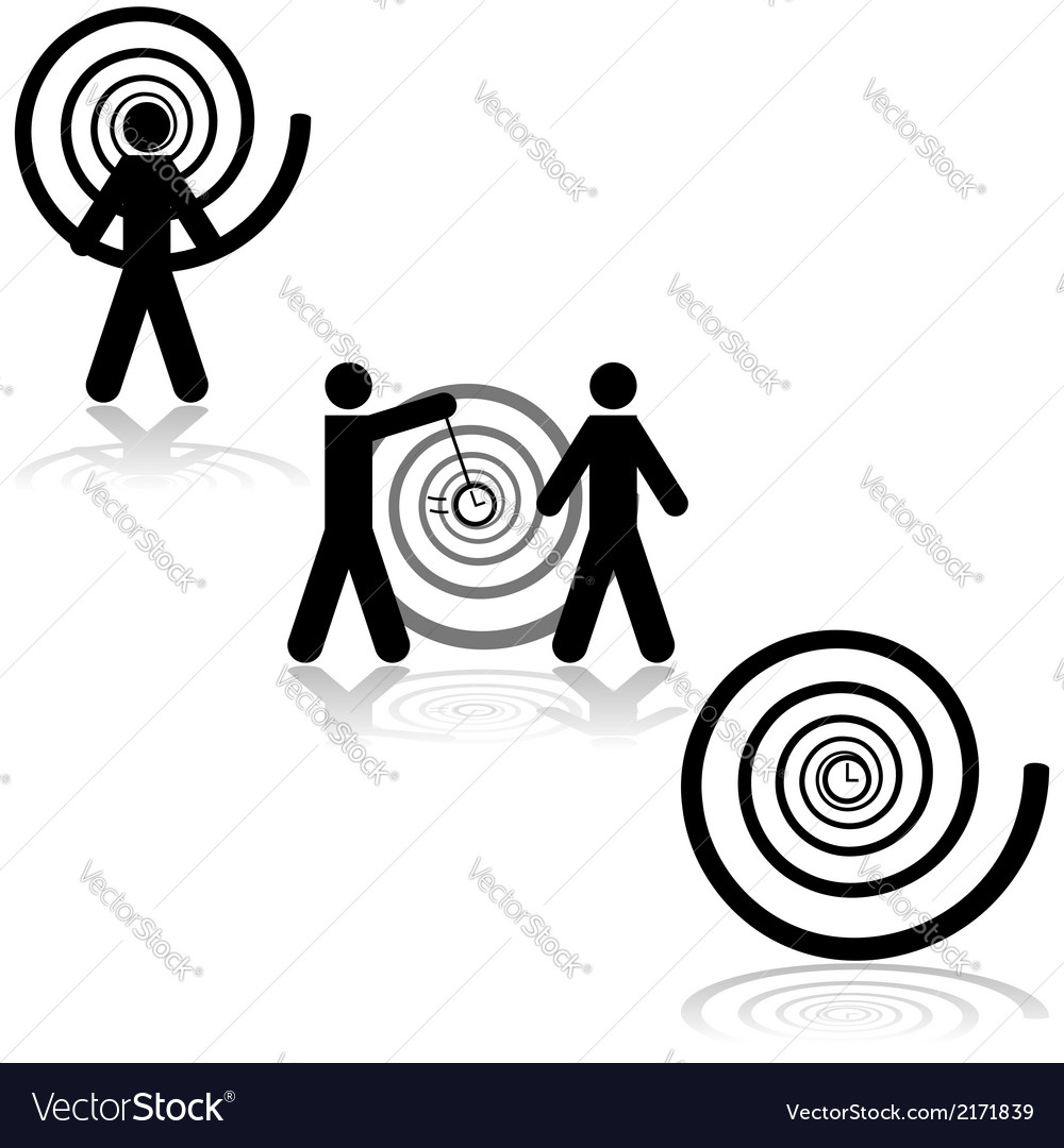 Hypnosis vector | Price: 1 Credit (USD $1)
