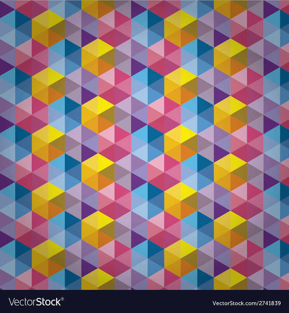 Triangle background pattern texture vector | Price: 1 Credit (USD $1)
