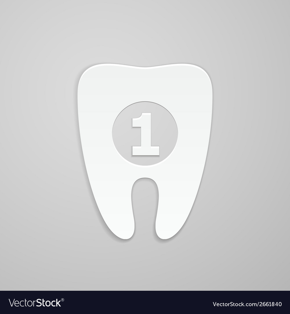 Best tooth vector | Price: 1 Credit (USD $1)