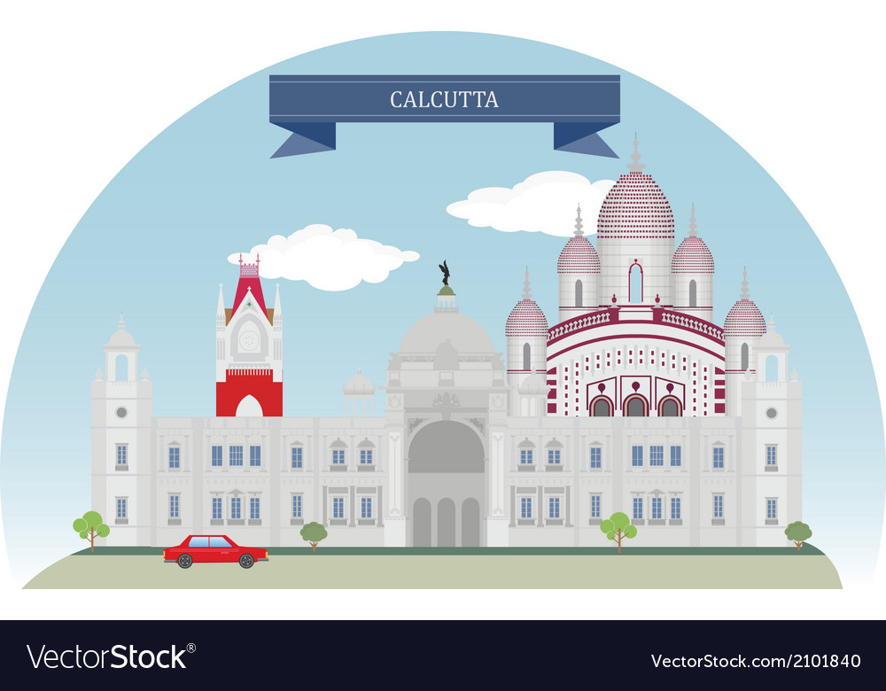 Calcutta vector | Price: 1 Credit (USD $1)